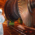 Gas turbine measurement